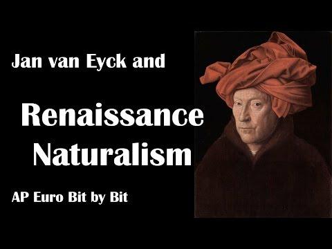 Jan van Eyck and Naturalism: AP Euro Bit by Bit #8