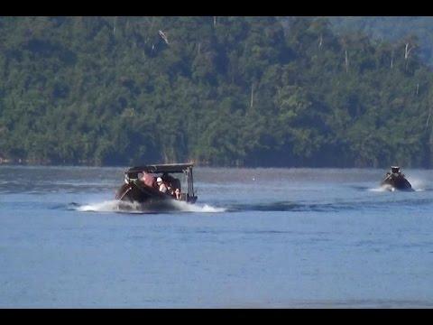 พบร่างผู้สูญหายเรือชนในเขื่อนรัชชประภา