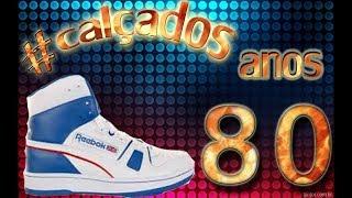 calçados anos 80  ✅