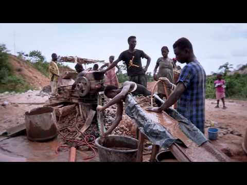 MINORS EXPLOITED IN SMALL SCALE MINING - GALAMSEY