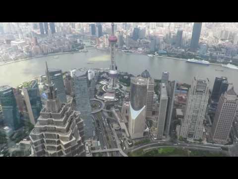 2016.08.28 - Shanghai World Financial Center, SWFC (上海環球金融中心)