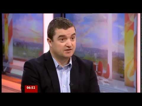 RIM Europe Managing Director on BBC Breakfast 30 Jan 13