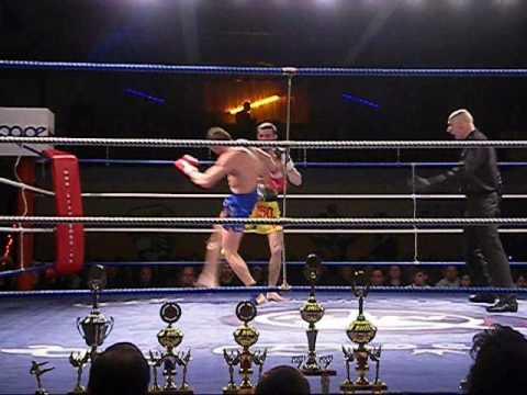 Berat Aliu - Chorakee-Gym Trier - vs. Alex Vogel, Masters Fight Night 14 02 2009