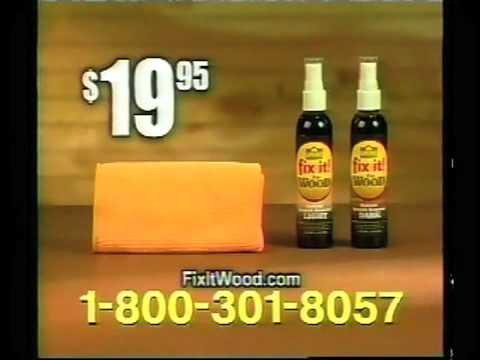 Fix It Wood