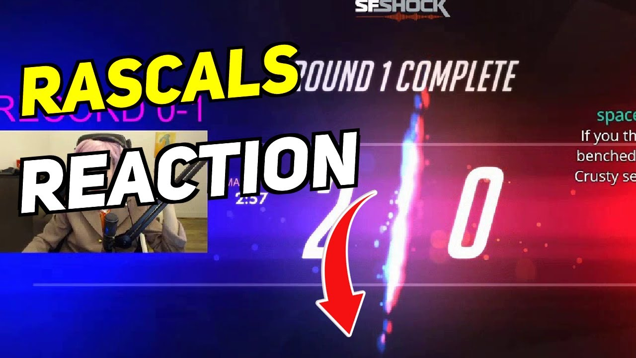 Download RASCALS REACTION | Best Overwatch Highlights & Moments