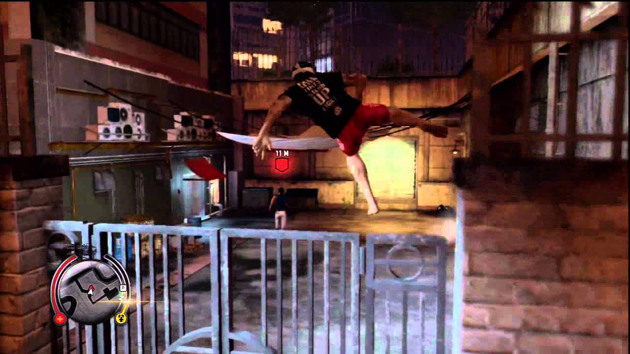 sleeping dogs meet the new boss mission