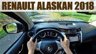 2018 Renault Alaskan dCi 190, 4K POV TEST: Fešný pracant!