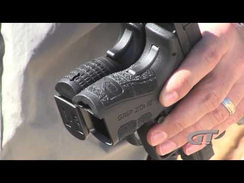 Springfield Armory Sub-Compact XD-S vs. XD Mod.2 Handgun