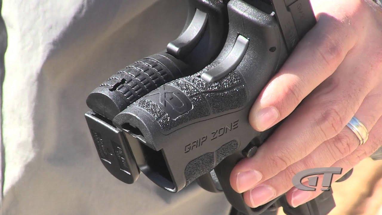 Springfield Armory Sub Compact XD S Vs Mod2 Handgun