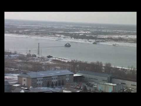 The Tobolsk Kremlin and the (too) peaceful atmosphere of the city