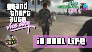 Real Life Grand Theft Auto: Vice City