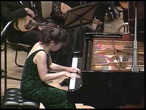 ラフマニノフ「ピアノ協奏曲第2番」第1楽章 Part 1 Noriko Ogawa