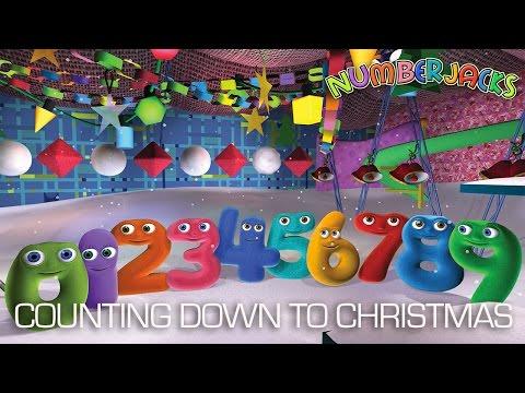 NUMBERJACKS   Counting Down To Christmas