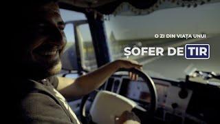 O zi din viaţa unui şofer de TIR