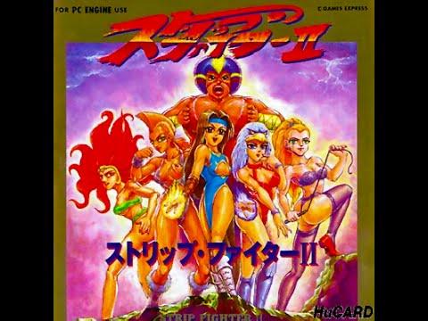 Street Fighter II - Champion Edition (PC Engine) - YouTube