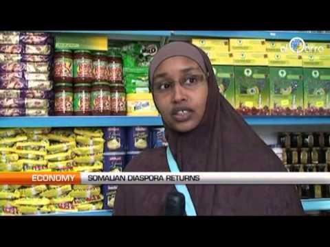 Economy: Somalian Diaspora Returns