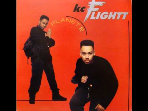 Kc Flightt - Planet E (House Mix)