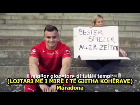 Xherdan Shaqiri (Reklama e përkthyer në Shqip)