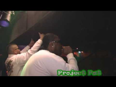 Project Pat Gang Signs live