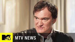 Quentin Tarantino is a
