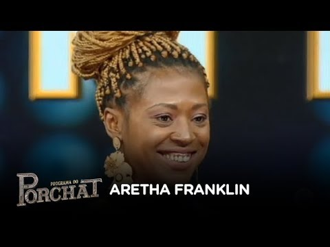 Caloura canta sucesso de Aretha Franklin e surpreende jurados