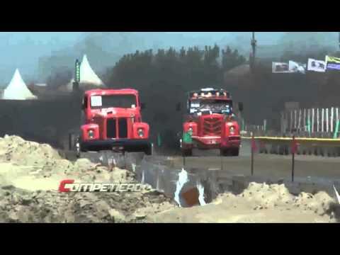 Programa Competição - Arrancada de Caminhões em Balneário Arroio do Silva - Santa Catarina 2016