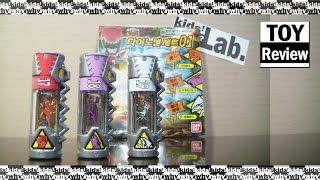 파워레인저 다이노포스 다이노셀 세트01 장난감 박스 개봉 음성 확인 power ranger dino charge toy box opening