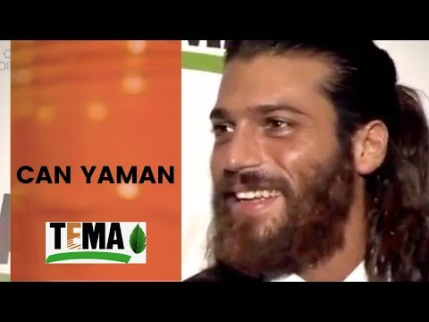 Can Yaman ❖ TEMA ❖ Red Carpet Interview Excerpts