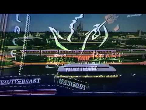 Walt Disney Company Intro from 1996