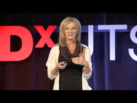 The Best Person to Know | Lynne Stewart | TEDxUTSC