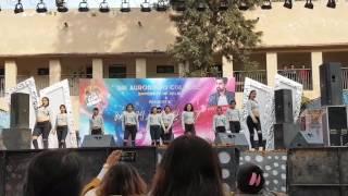Misba western dance crew 2016-17