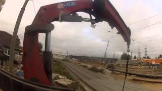Перевозка дорожных плит(, 2013-12-05T23:38:57.000Z)