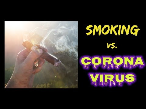 Smoking Vs  Corona Virus