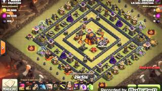 LA GALLADA -506- vs PAKISTAN l Clash of clans