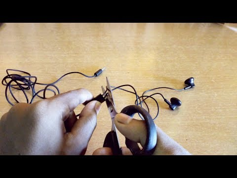 How to make wireless earphone