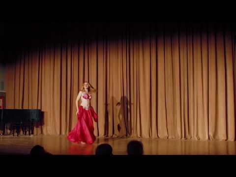 Анастасия Гусева. Танго ориенталь
