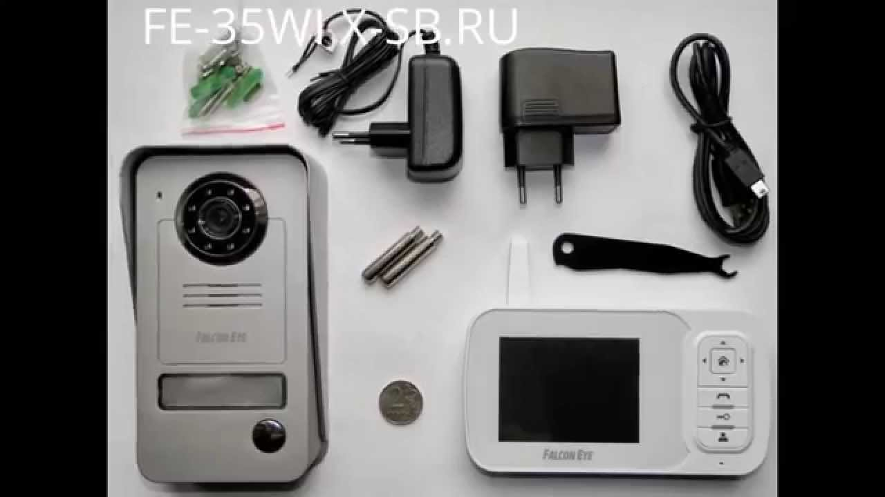 Современный беспроводной видеодомофон представляет собой целый комплекс оборудования, состоящий из монитора и вызывной панели, которую в некоторых случаях называют идентификатором. Купить беспроводной видеодомофон на нашем сайте со скидкой.