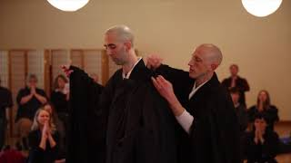 Becoming a Zen Priest- Kennyo's Story