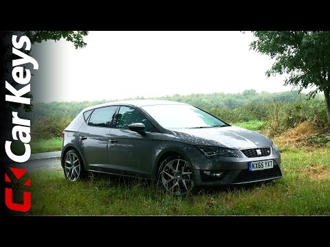 Seat Leon FR 4K 2016 review – Car Keys