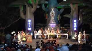 Đại Hội Đức Mẹ La Vang 2013 tại Việt Nam