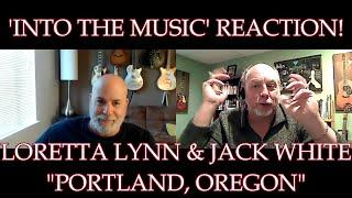 LORETTA LYNN & JACK WHITE – Portland, Oregon   REACTION (Ko-Fi Request)
