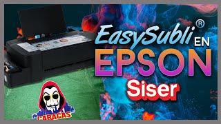 Siser EasySubli® en Epson