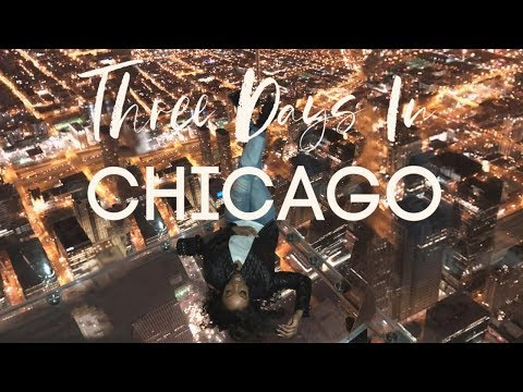 THREE DAYS IN CHICAGO | Ambril G. McLaurin