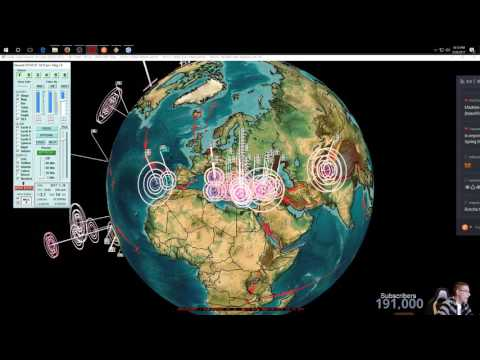 3/28/2017 -- M7.0 (M6.6) strikes Pacific -- West Coast USA, Japan, Indonesia on watch