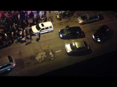 Bar/Street noise Ann Arbor
