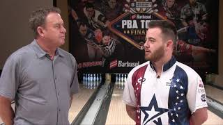 Bowling Tips from the Pros with Randy Pedersen - Anthony Simonsen on Feel