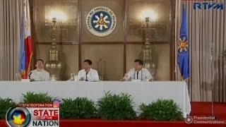 Pres. Duterte, sinabing ilang mining company ang nagpopondo para pabagsakin ang gobyerno