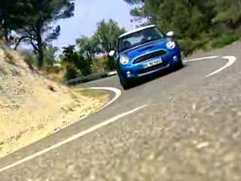 2007 Mini Cooper S  First Drive
