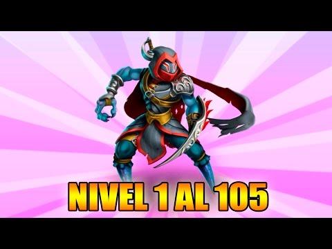Monster Legends - Baltasar - Level 1 to 105 & Combat - Review
