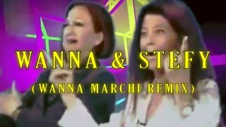 MEM & J - Wanna & Stefy (Wanna Marchi Remix)